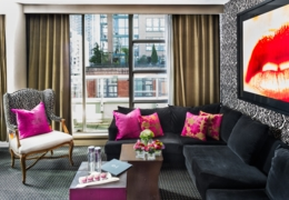 10 coolest boutique hotels in Vancouver