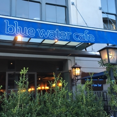 Blue Water Cafe & Raw Bar - Fish & Chips - 604-688-8078