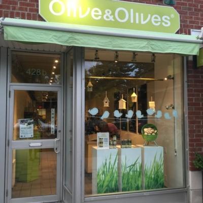 Olive & Olives Inc - Gift Shops