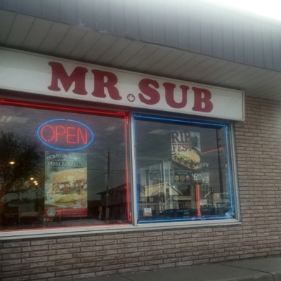 Mr.Sub - Sandwiches & Subs - 905-728-1821