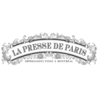 La Presse De Paris - Newspapers - 514-546-3010