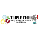 Triple Tech Heating,Air Conditionning & Refrigeration Inc - Electricians & Electrical Contractors