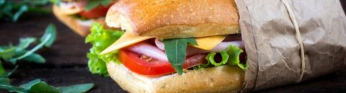 Local spots for great sandwiches in Mount Pleasant
