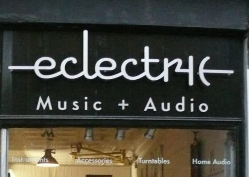 photo Eclectric Music + Audio