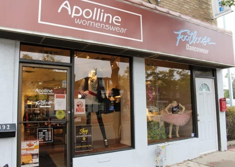 photo Apolline Womens Wear