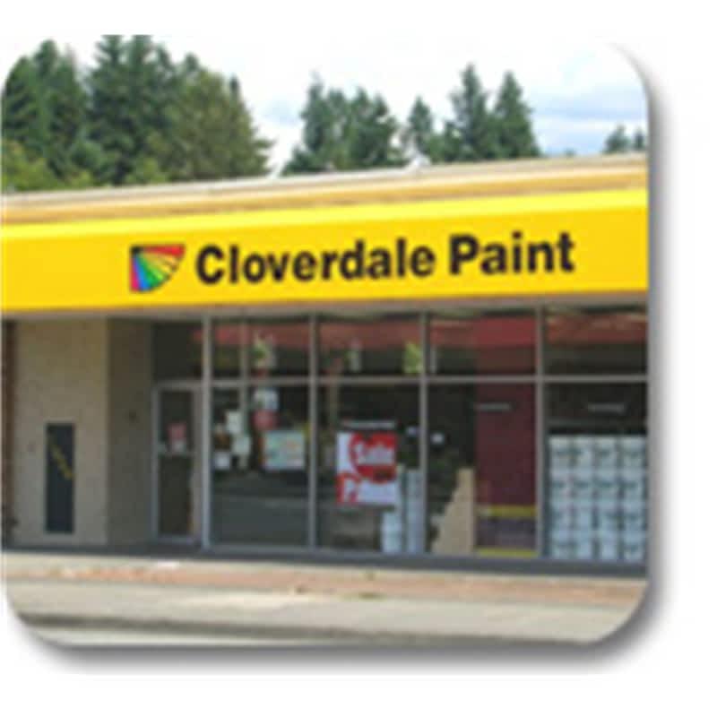 Cloverdale Sharkskin Exterior Paint