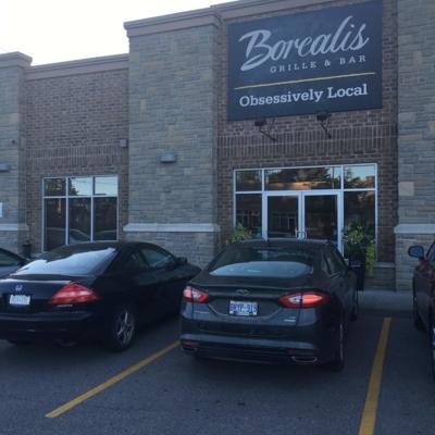 Borealis Inc - Pubs