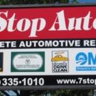 7Stop Auto Inc - Car Repair & Service - 416-335-1010