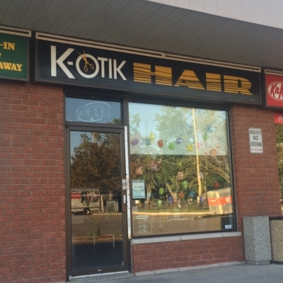 K-Otik Hair - Hair Stylists - 905-723-4366