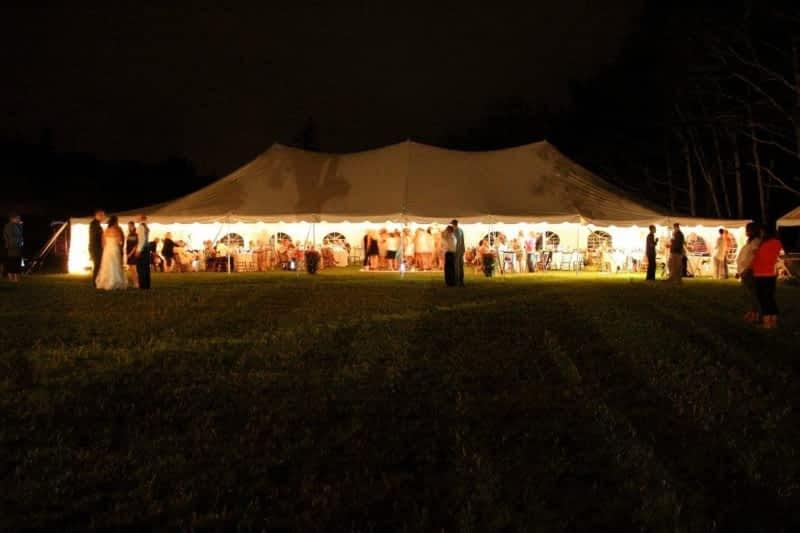 photo East Coast Wedding Supplies & Tent Rentals