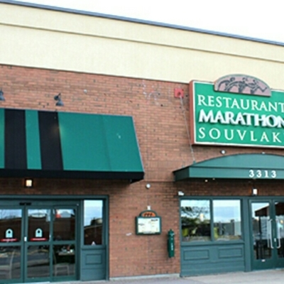 Marathon Souvlaki - Greek Restaurants - 514-421-5825