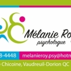 Mélanie Roy Psychologue - Psychologues - 514-360-0937