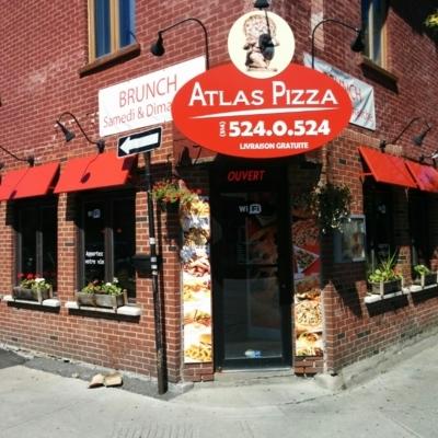 Atlas Pizza - Pizza et pizzérias - 514-524-0524