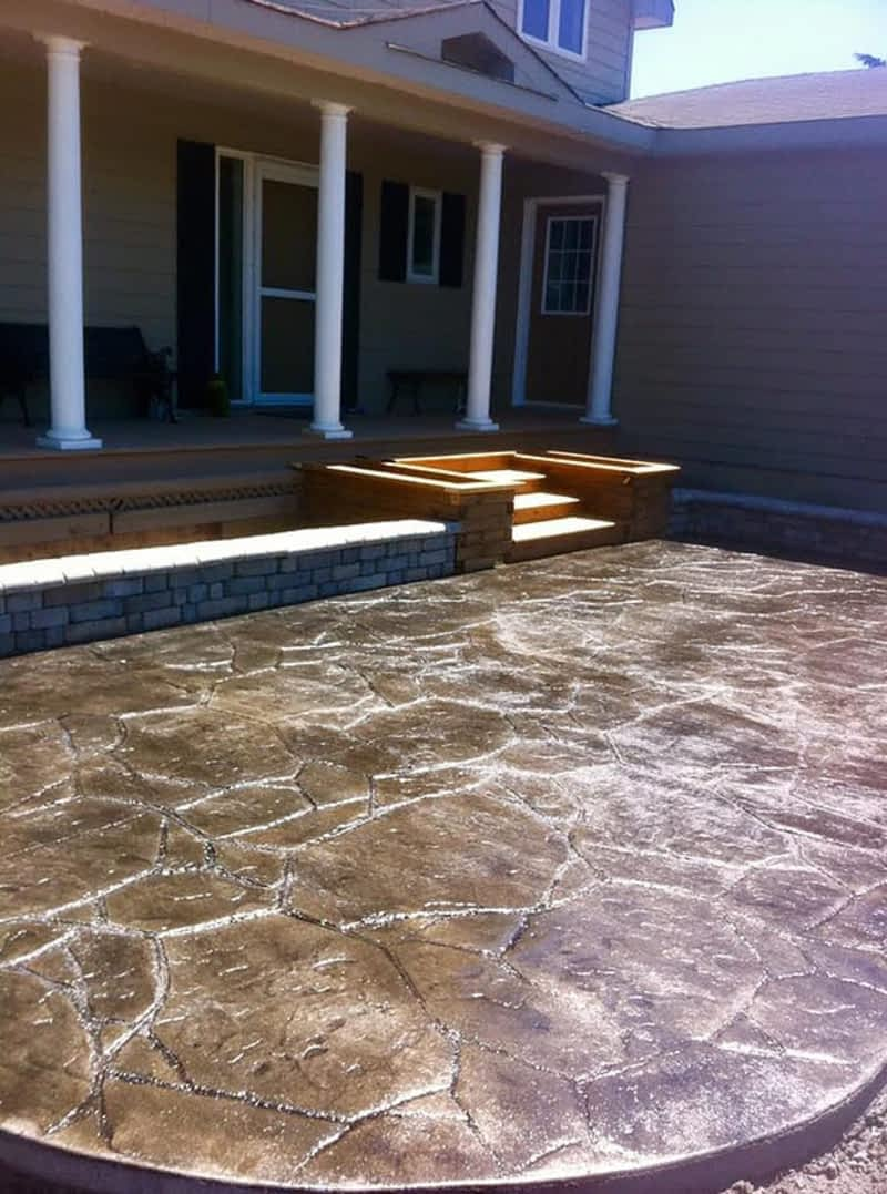 of gallery trends concrete ideas home custom floors design