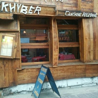 Khyber Pass Cuisine Afghane - Restaurants moyen-orientaux