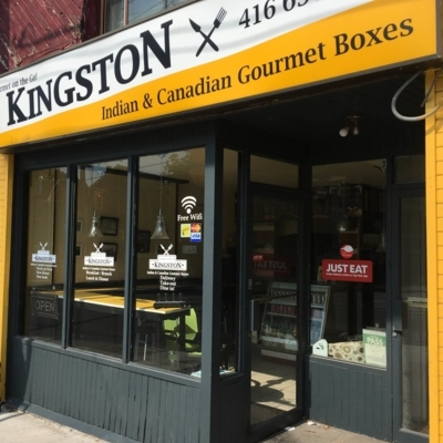 Kingston Gourmet - Indian Restaurants