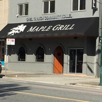 Maple Grill - Restaurants - 604-568-4885