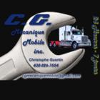 CG Mécanique Camion Lourd Mobile Inc - Truck Repair & Service