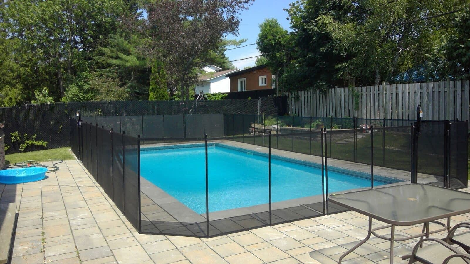 Protection Piscine Amovible Affordable Image With Protection
