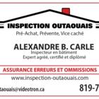 Inspection Outaouais - Inspection de maisons - 819-770-2828