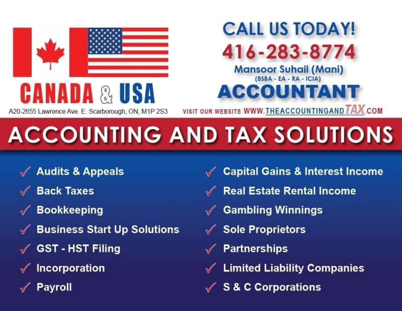 photo The Accounting & Tax