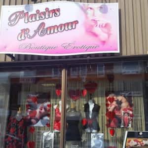 Plaisirs D Amour Boutique érotique Opening Hours 1050 Av