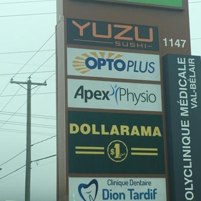 Yuzu Sushi - Sushi et restaurants japonais - 418-847-6861