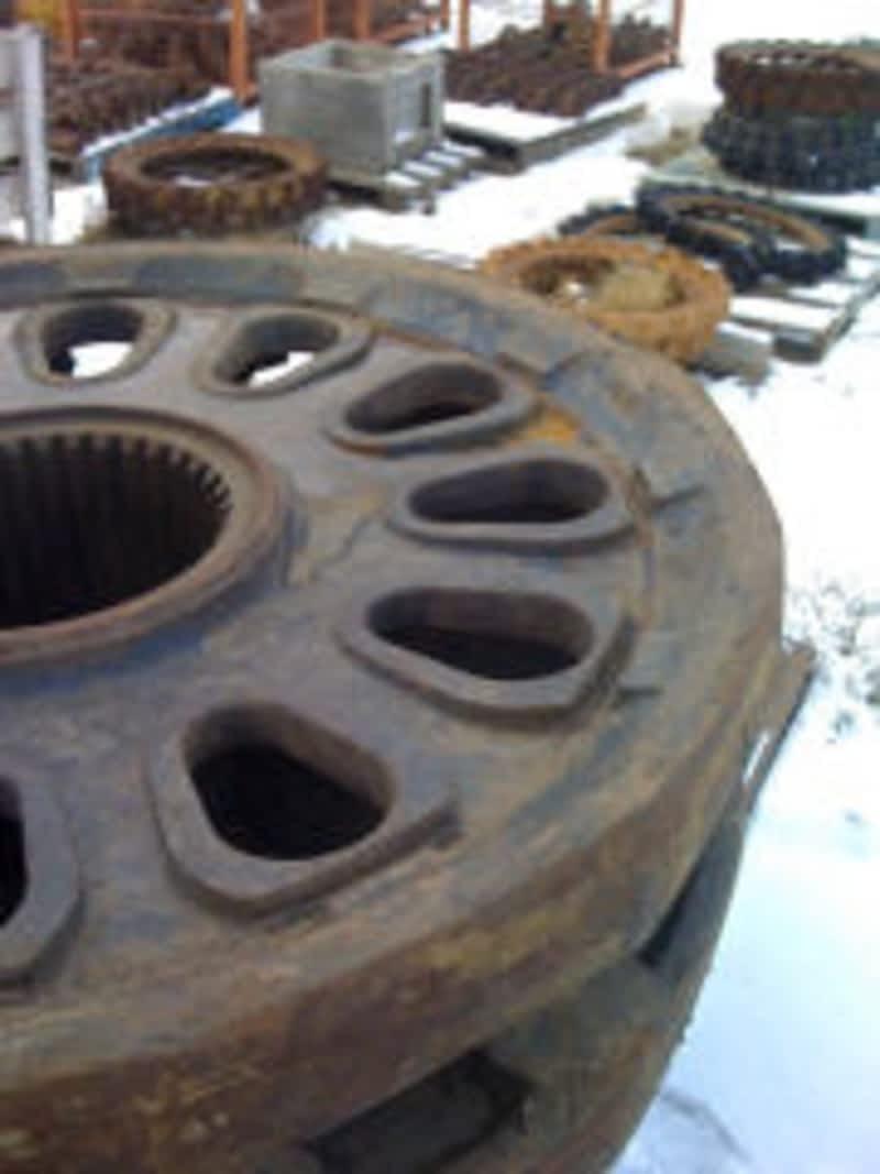 Cast Steel Products : Csp cast steel products ltd edmonton ab