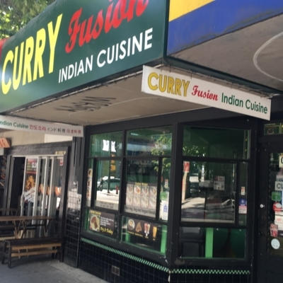 Curry Fusion - Asian Restaurants - 604-428-3600