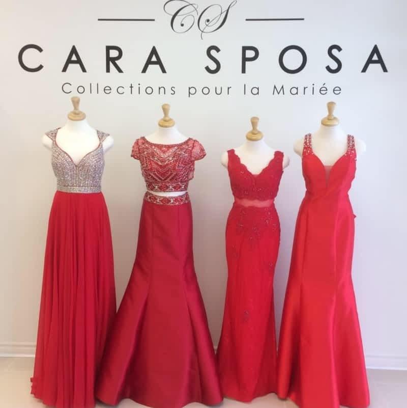 Cara Sposa Collections Pour La Mariée Inc
