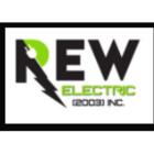 REW Electric Inc - Logo