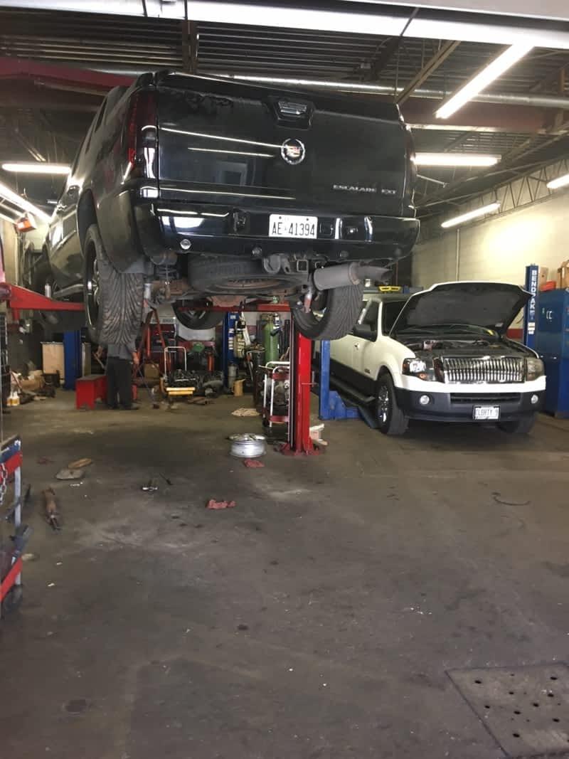 Mrp Auto Repair Ltd North York On 21 Elrose Ave