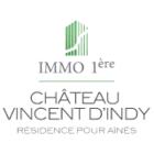 Château Vincent d'Indy - Logo