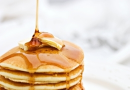 Luxurious pancakes of Toronto