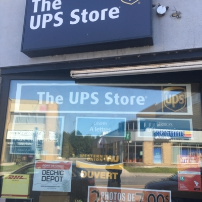 Voir le profil de The UPS Store - Vimont