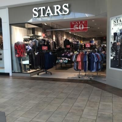 Stars Men's Shops - Men's Clothing Stores - 613-384-5741