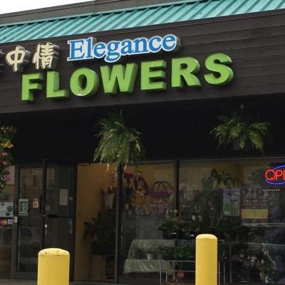 Elegance Flowers - Florist Wholesalers