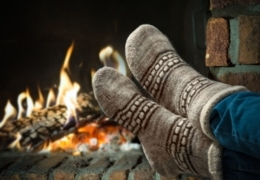 Warm and fuzzy paraphernalia for cocooning in Calgary