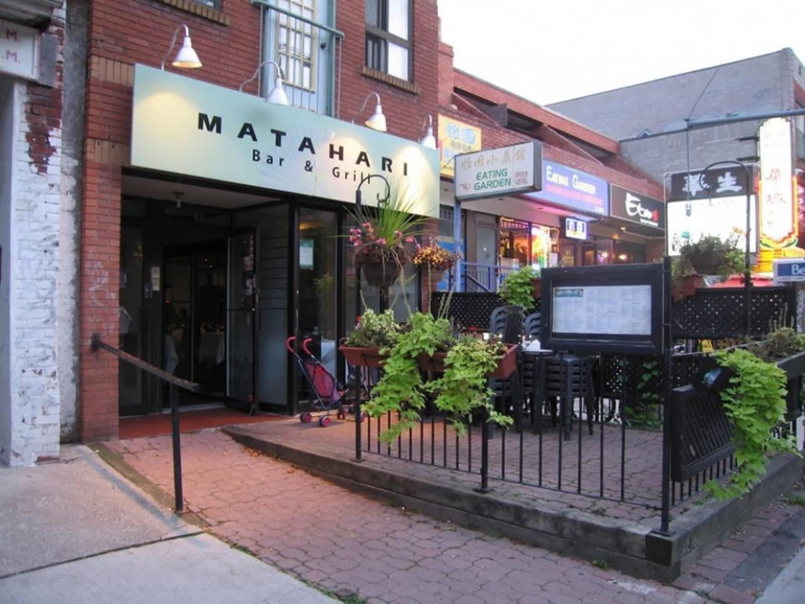 Matahari Bar and Grill