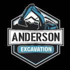 Anderson Excavation - Logo