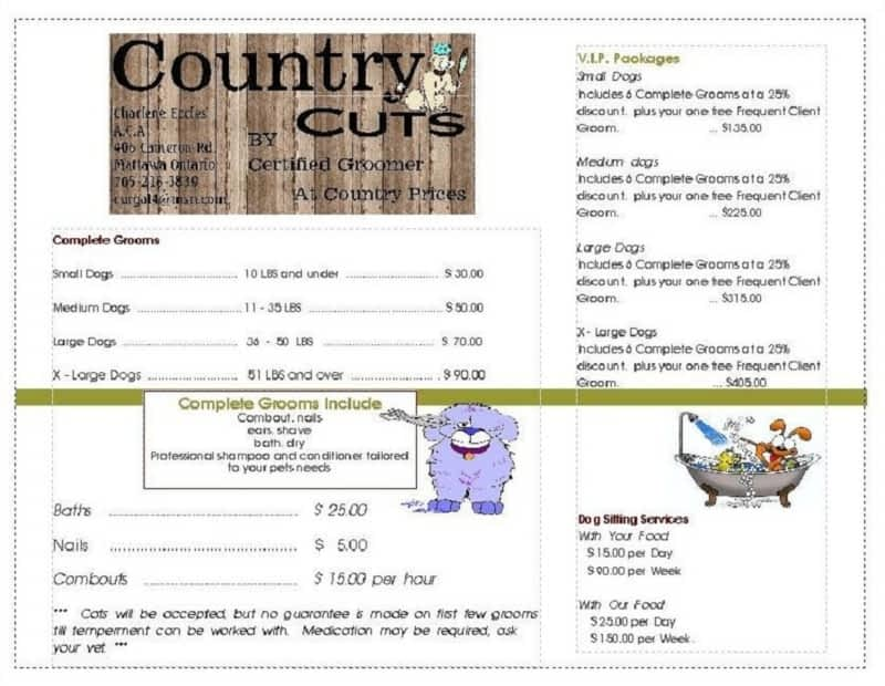 photo Country Cuts by Char