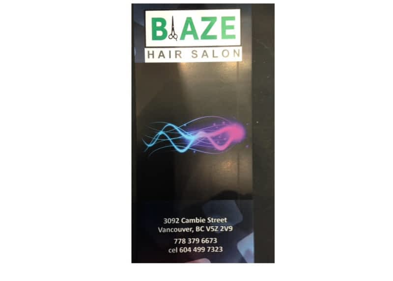 photo Blaze Hair Salon