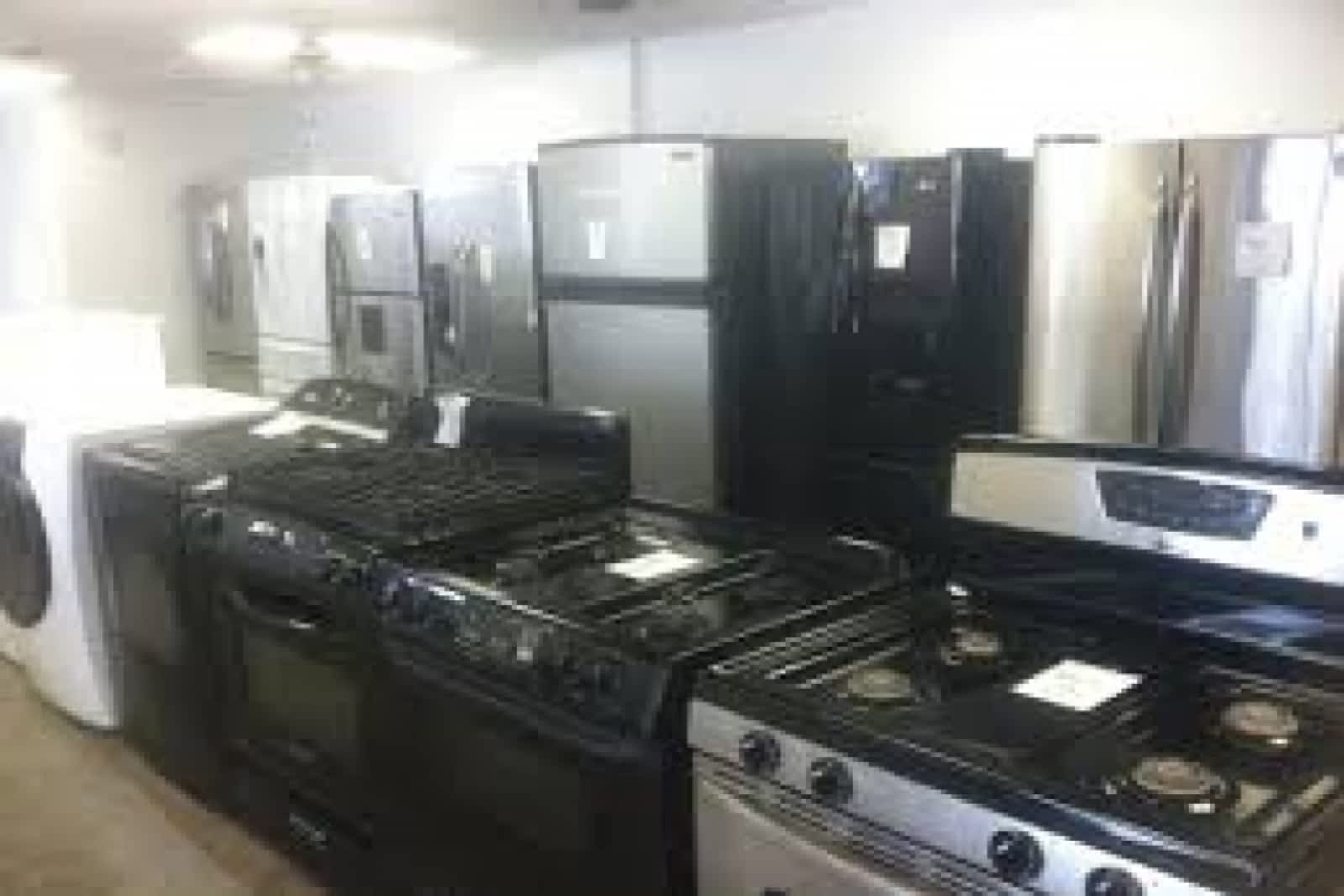 High Park Used Appliances - Opening Hours - 3039 Dundas St W