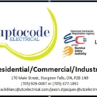 UpToCode Electrical - Electricians & Electrical Contractors - 705-477-1892