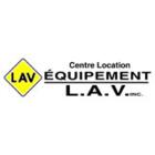 Equipement L A V Inc - General Rental Service - 418-681-7346