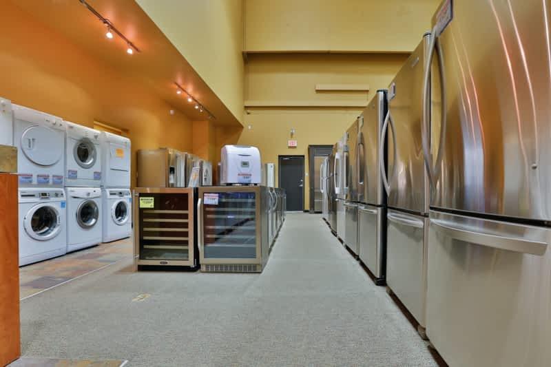 Trail Appliances Kelowna Bc 2637 Enterprise Way