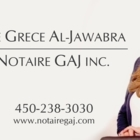 Notaire Grece Al-Jawabra - Notaries - 450-238-3030