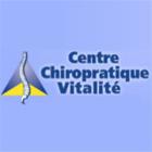 Centre Chiropratique Vitalité - Logo