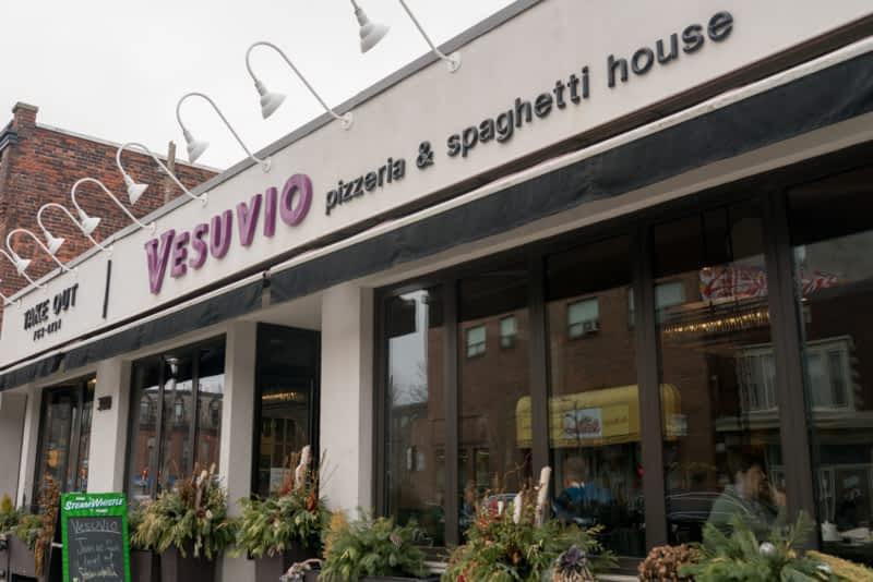 photo Vesuvio Pizzeria and Spaghetti House