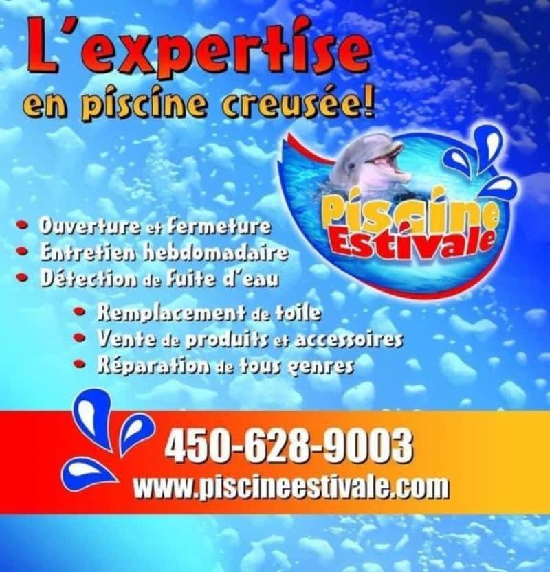 Piscine estivale bois des filion qc 802 boul for Ouverture cash piscine